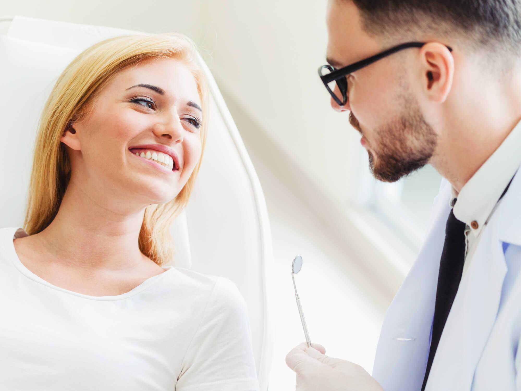 getting cosmetic dentistry in charleston sc