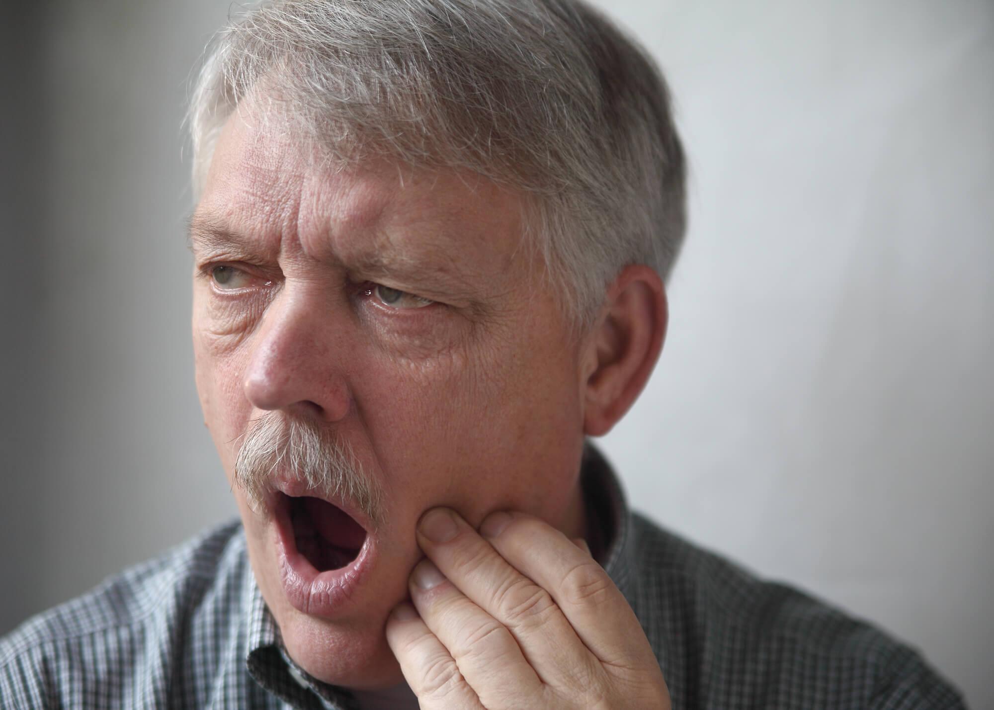 mouth pain Dentist Charleston SC
