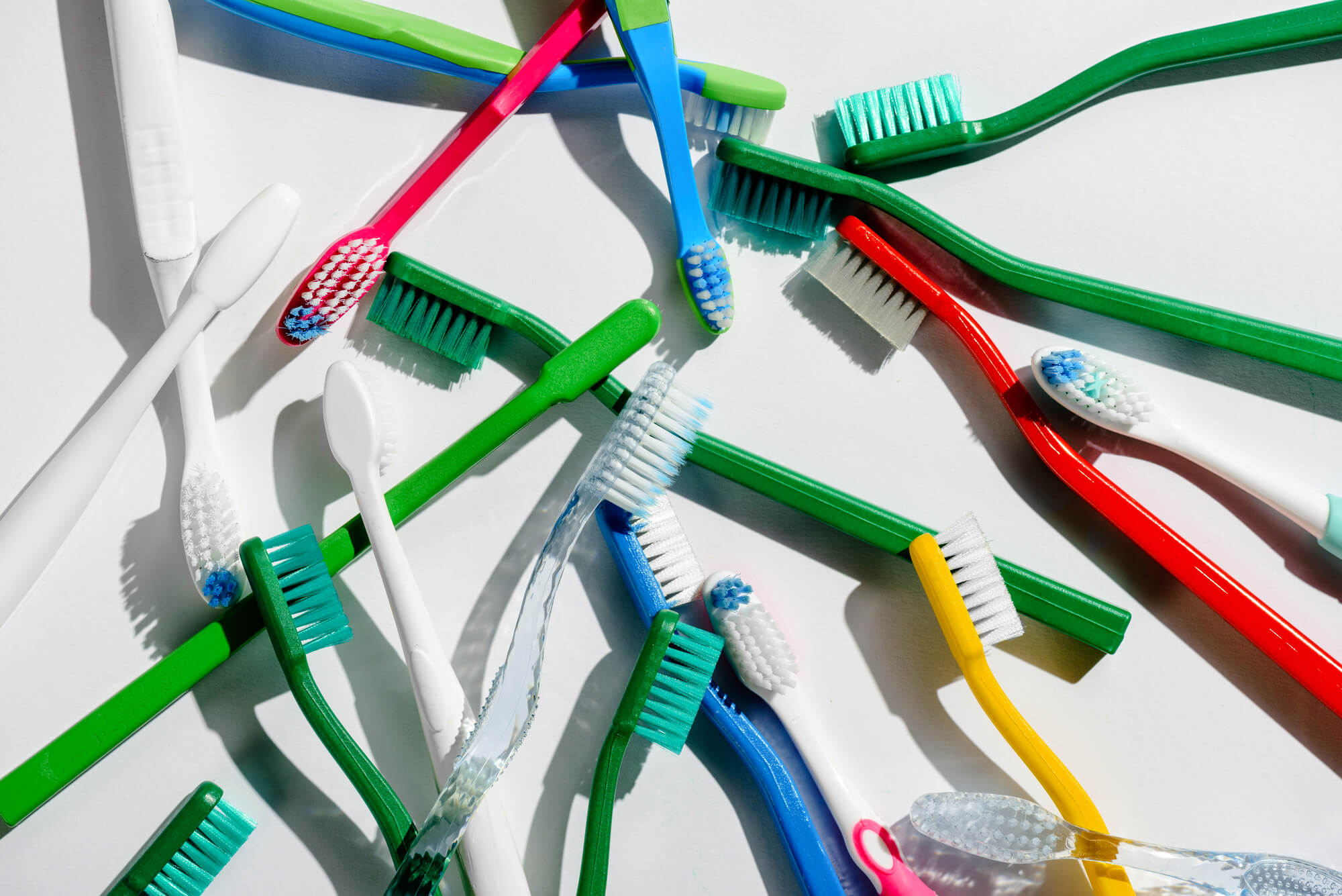 toothbrushes recommended by Family Dentist North Charleston
